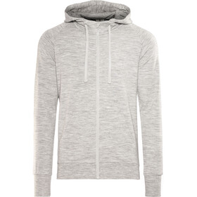 super.natural Essential Hoody Herr ash melange